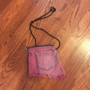 Other - Jean shorts purse